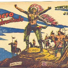 Tebeos: WINCHESTER JIM RICART Nº 24 CON VIÑETAS ATRAS. Lote 26251920
