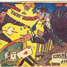 Tebeos: WINCHESTER JIM RICART Nº 28 CON VIÑETAS ATRAS. Lote 26251921