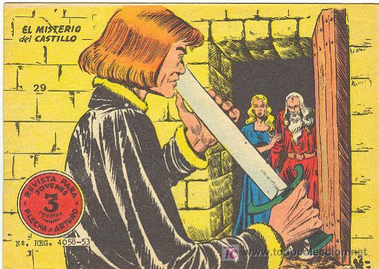 FLECHA Y ARTURO Nº 29 (Tebeos y Comics - Ricart - Flecha y Arturo)