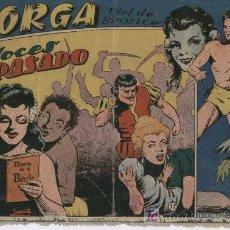Tebeos: JORGA 1ª - Nº 12, EDI. RICART 1954 POR FERRANDO, BUENA MUESTRA DE PRIMERA EDICCIÓN. Lote 7786828