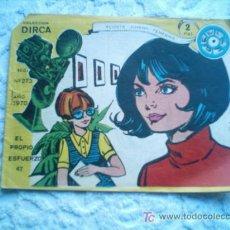 Tebeos: DIRCA Nº 47 EL PROPIO ESFUERZO / RICART 1970. Lote 5847398