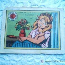 Tebeos: GARDENIA AZUL Nº 182 EL ANUNCIO / RICART 1966. Lote 5847600