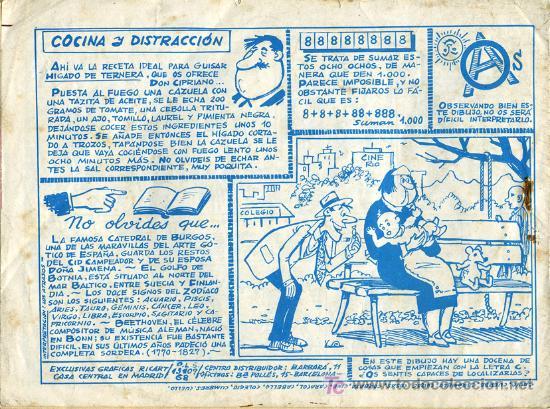 Tebeos: EL PETIRROJO - REVISTA INFANTIL - COLECCIÓN GOLONDRINA Nº 4 - 1968. CUENTO AÑOS 60 VINTAGE - Foto 2 - 27174971