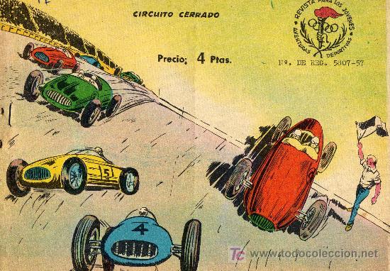 AVENTURAS DEPORTIVAS (SIN NUMERAR) CONTIENE DOS NÚMEROS DE LA COLECCIÓN NORMAL (Tebeos y Comics - Ricart - Aventuras Deportivas)