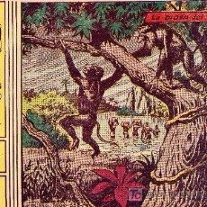 Tebeos: SAFARI Nº 4 (DIBUJOS AGUILAR. SEUDÓNIMO DE FERRANDO). Lote 6452046