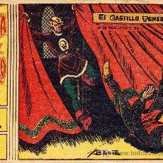 Tebeos: FLECHA Y ARTURO Nº 8 (GRÁFICAS RICART) . DIBUJOS DE BADIA. Lote 6476844
