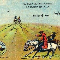 Tebeos: WINCHERTER JIM Nº 18 (EDITORIAL RICART) DIBUJOS DE JULIO BOSCH. NÚMERO EXTRA. Lote 6495811
