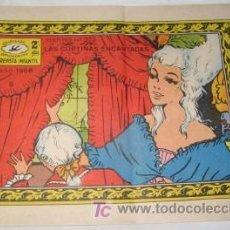 Tebeos: COLECCIÓN GOLONDRINA Nº 8. Lote 139096637