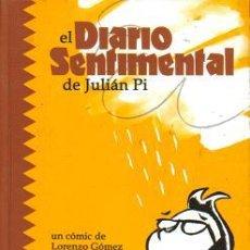 Tebeos: EL DIARIO SENTIMENTAL DE JULIÁN PI (ASTIBERRI) AÑO 2003. Lote 27120035