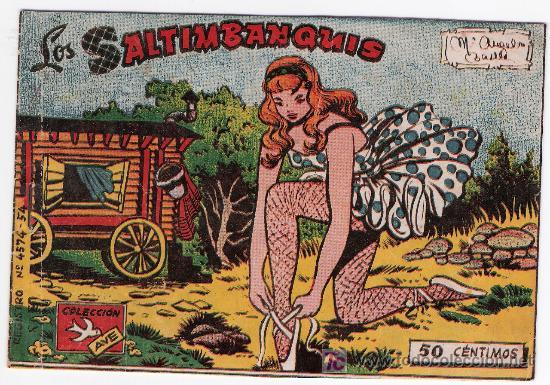 AVE.RICART. Nº 145 (Tebeos y Comics - Ricart - Ave)