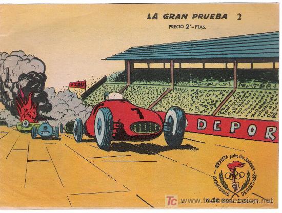 AVENTURAS DEPORTIVAS 2 PTAS. Nº 2 (Tebeos y Comics - Ricart - Aventuras Deportivas)