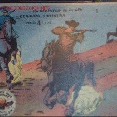 Tebeos: WINCHESTER JIM ALBUM (RICART) ORIGINAL 1965 LOTE. Lote 26268118
