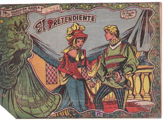 GACELA.RICART. Nº 56. EL PRETENDIENTE (Tebeos y Comics - Ricart - Gacela)