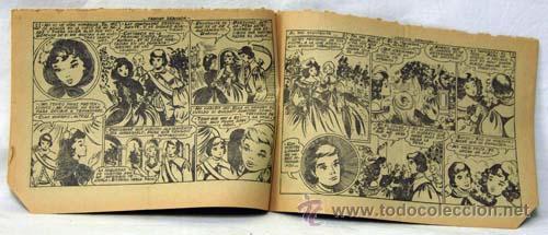 Tebeos: Golondrina nº 181 Canción dedicada Ed Gráficas Ricart años 50 - Foto 2 - 10482788