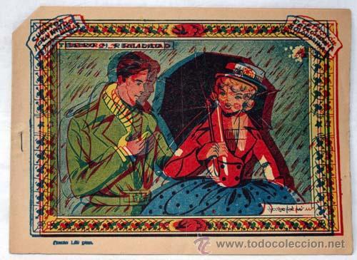 GOLONDRINA Nº 278 TEATRO Y REALIDAD ED GRÁFICAS RICART AÑOS 50 (Tebeos y Comics - Ricart - Golondrina)