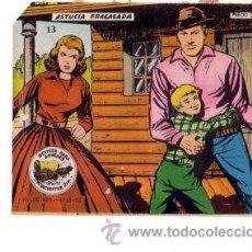 Tebeos: WINCHESTER JIM Nº 13 ORIGINAL ED. RICART 2 PTAS. Lote 18534879