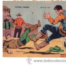 Tebeos: WINCHESTER JIM Nº 7 ORIGINAL ED. RICART 2 PTAS. Lote 18534880