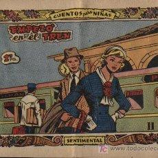 Tebeos: SENTIMENTAL. RICART 1954. Nº 74. Lote 11398280
