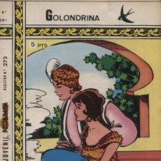 Tebeos: GOLONDRINA. Nº 281. Lote 11516011