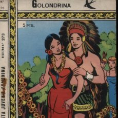 Tebeos: GOLONDRINA. Nº 273. Lote 11516763
