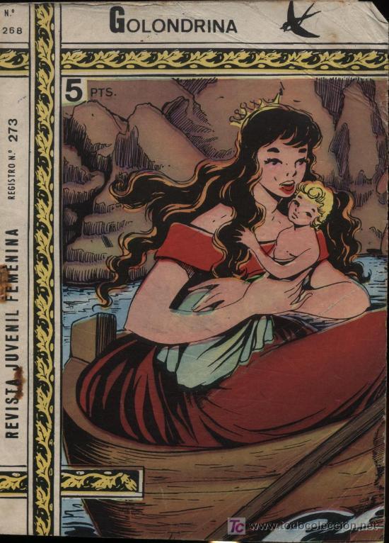 GOLONDRINA. Nº 268 (Tebeos y Comics - Ricart - Golondrina)