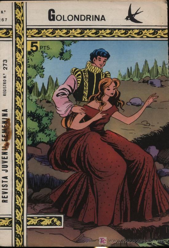 GOLONDRINA. Nº 267 (Tebeos y Comics - Ricart - Golondrina)