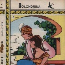 Tebeos: GOLONDRINA. Nº 273. Lote 11517097