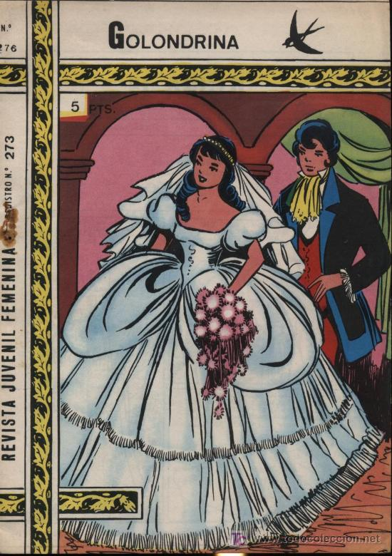 GOLONDRINA. Nº 276 (Tebeos y Comics - Ricart - Golondrina)