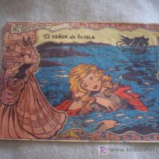 Tebeos: COLECCIÓN GACELA: EL SEÑOR DE LA ISLA. RICART - TEBEOS EL ARCHIVISTA. Lote 268939059