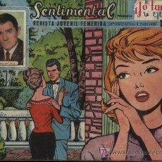 Tebeos: SENTIMENTAL. Nº 4. Lote 11922010