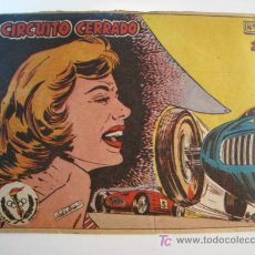 Tebeos: COMIC ORIGINAL AVENTURAS DEPORTIVAS Nº19 (RICART 1 PTA). Lote 12100826