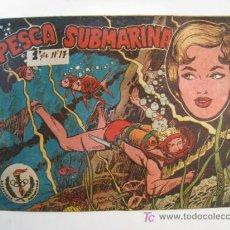 Tebeos: COMIC ORIGINAL AVENTURAS DEPORTIVAS Nº17 (RICART 1 PTA). Lote 12100855