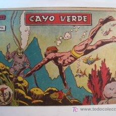 Tebeos: COMIC ORIGINAL AVENTURAS DEPORTIVAS Nº14 (RICART 1 PTA). Lote 12100884