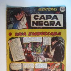 Tebeos: COMIC ORIGINAL AVENTURAS CAPA NEGRA Nº 10 (RICART). Lote 12101019