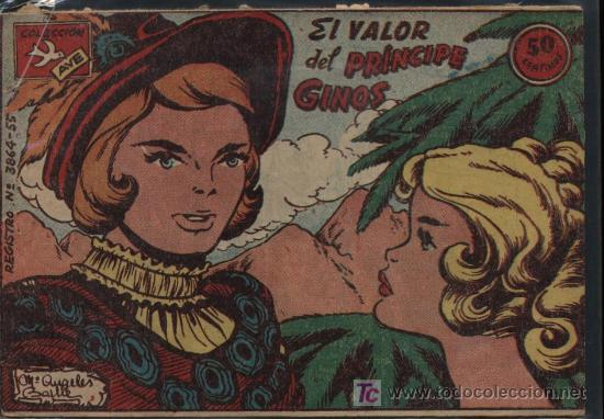 AVE Nº 233 (Tebeos y Comics - Ricart - Ave)
