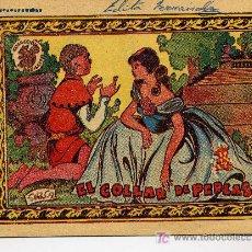 Tebeos: COLECCION ARDILLITA Nº 696 EL COLLAR DE PERLAS - GRAFICAS RICART. Lote 26380678