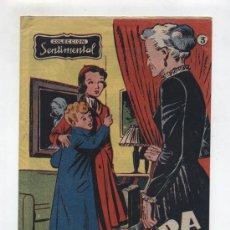 Tebeos: SENTIMENTAL (24X17) RICART 1953. Nº 3 RARO. Lote 22969510