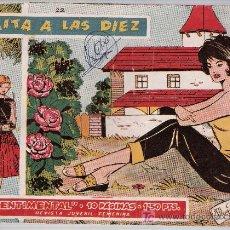 Tebeos: SENTIMENTAL Nº 22. RICART 1959. Lote 14235589