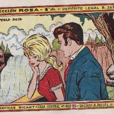 BDs: ROSA Nº 24. RICART 1959. Lote 24222929