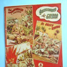 Tebeos: SELECCIONES DE GUERRA ,ALBUM ,TOMO N.17- ULTIMO DE LA COLECCION - GRAFICAS RICART. Lote 27253020