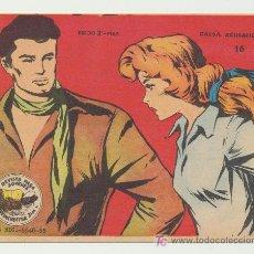 Livros de Banda Desenhada: WINCHESTER JIM Nº 16. RICART 1963 Y 1965 (2 PTAS).. Lote 24836269