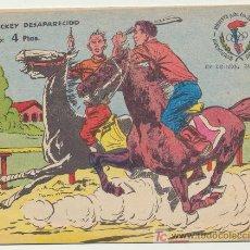 Tebeos: AVENTURAS DEPORTIVAS (4 PTAS) Nº 5. RICART 1963. SIN ABRIR. Lote 15204629