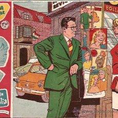 BDs: MAGNOLIA Nº CELIA Y EL PROFESOR EDITORIAL RICART 1959. Lote 15289452