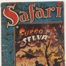 Tebeos: SAFARI Nº 9. RICART 1953.. Lote 25593767