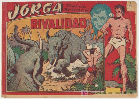 JORGA Nº 13. RICART 1954. (Tebeos y Comics - Ricart - Jorga)