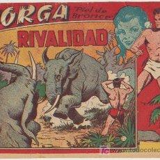 Tebeos: JORGA Nº 13. RICART 1954.. Lote 25675251