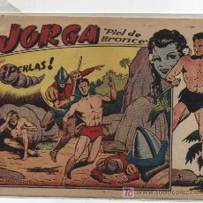 Tebeos: JORGA Nº 5. RICART 1963. ¡IMPECABLE!. Lote 26036464