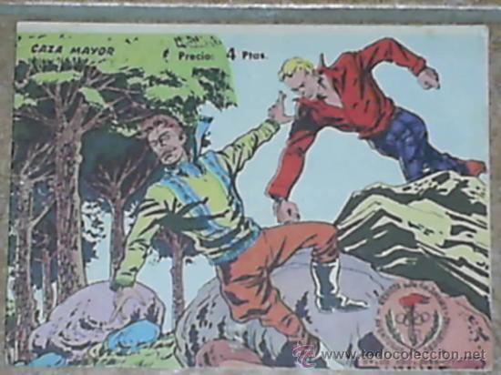 COMIC AVENTURAS DEPORTIVAS AÑO 50 (Tebeos y Comics - Ricart - Aventuras Deportivas)