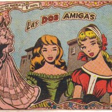 Tebeos: COLECCION GACELA,CUENTOS PARA NIÑAS Nº 89 LAS DOS AMIGAS-ED.RICART 1959. Lote 23755690