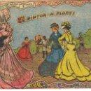 Tebeos: COLECCION GACELA,CUENTOS PARA NIÑAS Nº 120 EL PINTOR DE FLORES-ED.RICART 1959. Lote 23755694